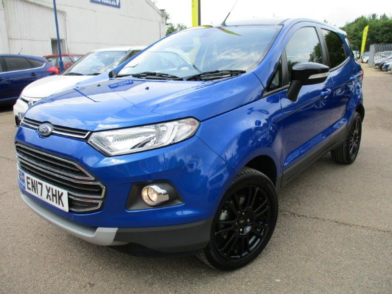 Ford Ecosport Used Essex