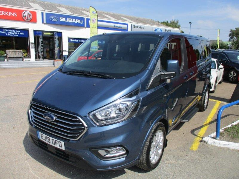 Used Ford Tourneo Sport Essex