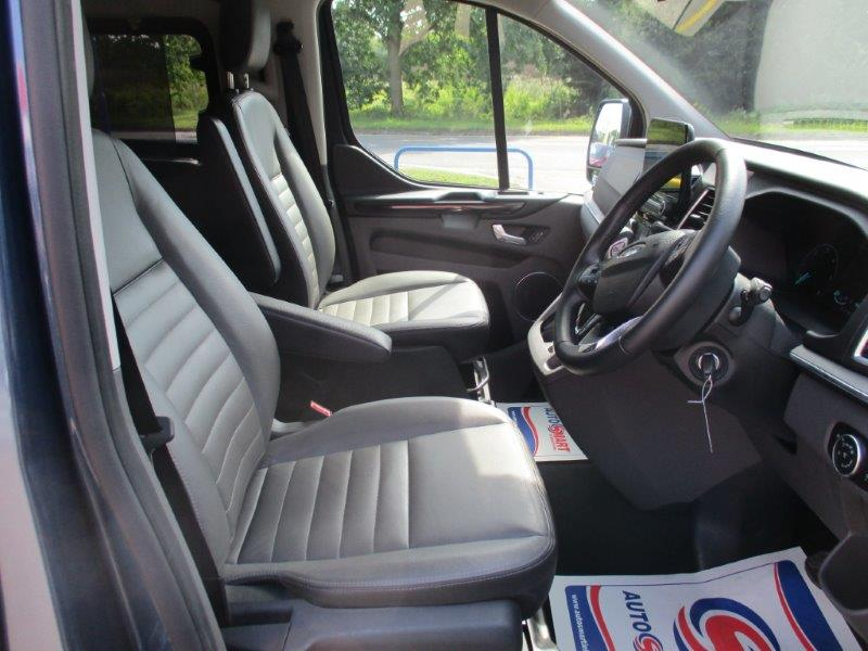Low Price Ford Tourneo Chelmsford Leather