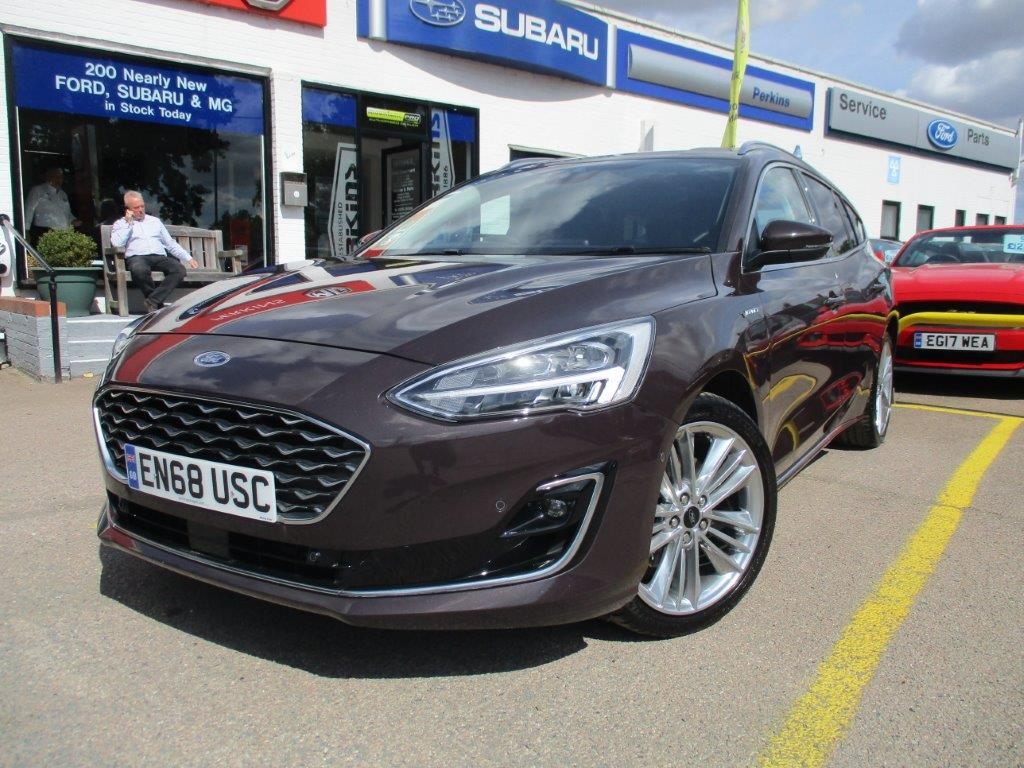 Nearly New Focus Auto Perkins Braintree