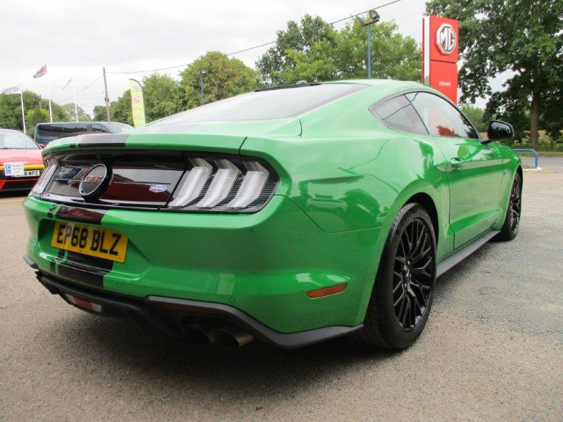 New model Mustang V8 Auto Chelmsford