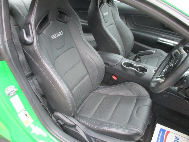Recaro Mustang Seats Perkins Ford