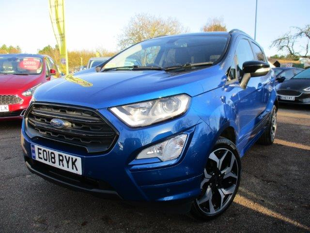 Ford Ecosport Automatic Braintree Chalmsford