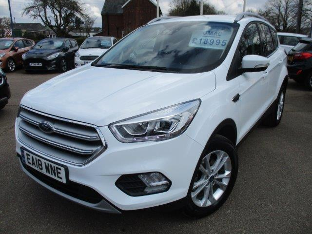 Ford Kuga Used Chelmsford