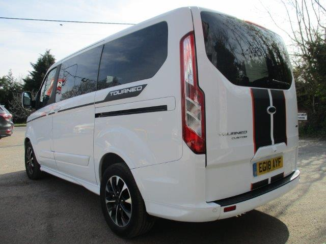 Used Ford Tourneo Chelmsford