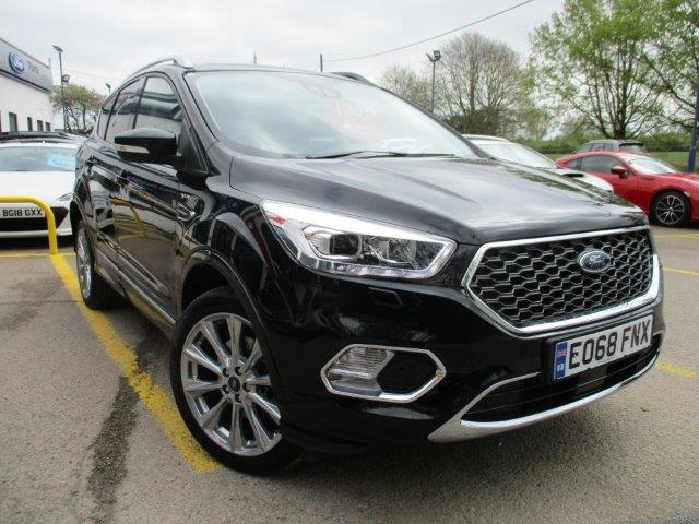 Kuga Vignale Nearly New Colchester