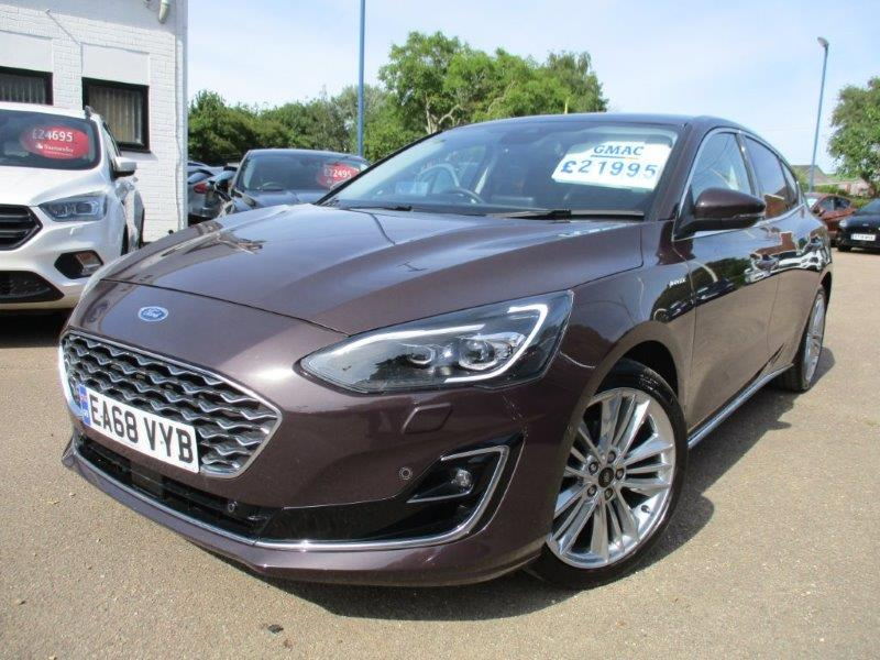 Focus Vignale for sale Used Chelmsford