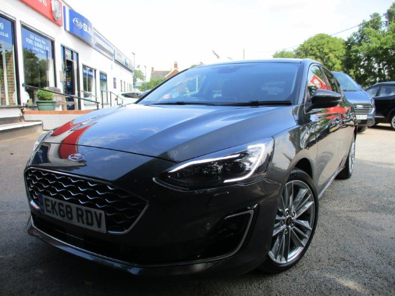 Essex Used Ford Cars Vignale
